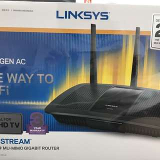 Brand New Linksys Router
