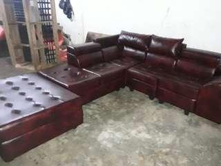 Jok sofa minimalis sudut