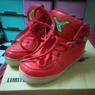 Ultraman X LED Shoes