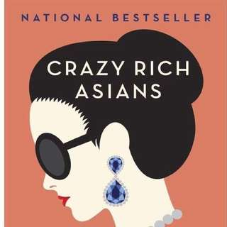 $1 Ebook: Crazy Rich Asians / China Rich Girlfriend / Rich People Problems