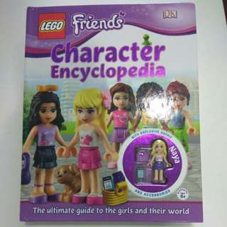 lego and friends character encyclopedia