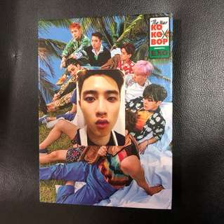 Exo kokobop kyung soo D.O photocard version B