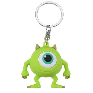 Japan Disneystore Disney Store Mike 3D Keychain