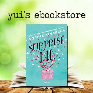 YUI'S EBOOSTORE - SURPRISE ME