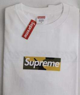 Supreme Brooklyn Box Logo Tee