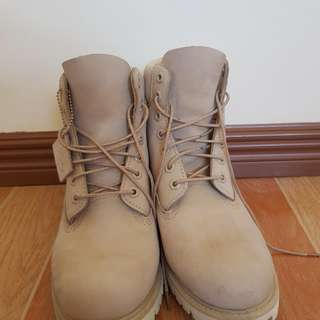 Authentic Men's Timberland Boots