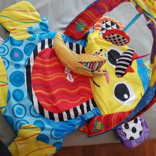Almost new Lamaze Baby Gym