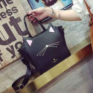 KOREAN CAT BAG LEATHER