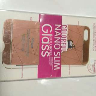 Tempered glass iPhone 5 murah meriah