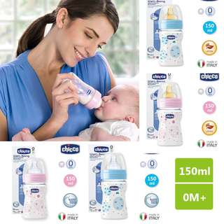 CHICCO BOTTLE 150ML 0M+ BOTTLE