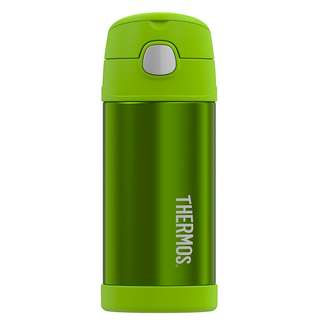 BN Thermos Funtainer 12 Ounce Bottle Lime