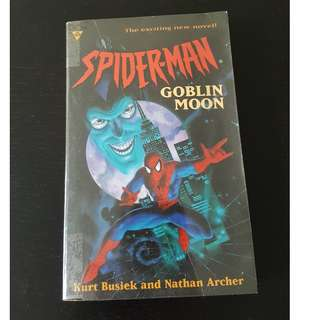 Spider-Man: Goblin Moon by Kurt Busiek