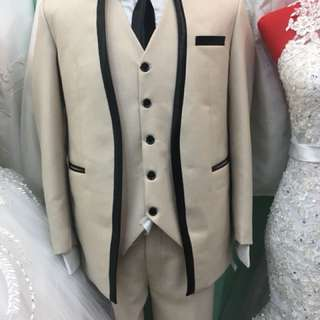 Grooms suit's for sale