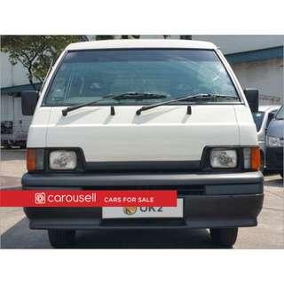 Mitsubishi L300 (COE till 01/2021)