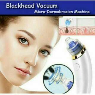 Blackhead Vacuum Cleaner