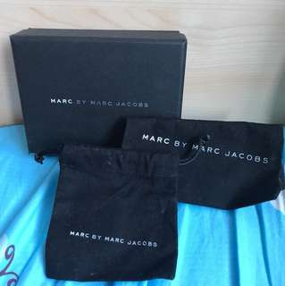 MBMJ MARC BY MARC JACOBS 塵袋 首飾盒