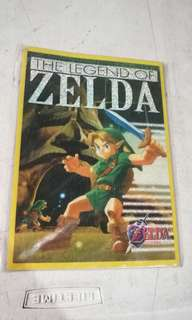 The legend of zelda pencil board
