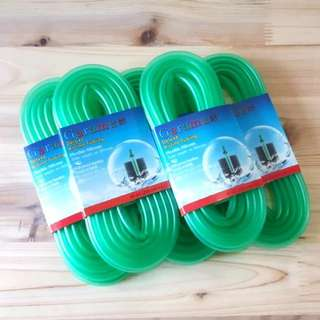 2m x 2 Air Hose (4mm) For Aquarium Air Pump