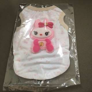 Rabbit or small pet clothes