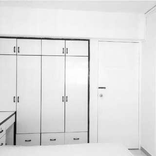 Newly Painted Minimalist Master room rental at Serangoon North