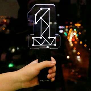 Wanna One Lightstick (Ready Stock)