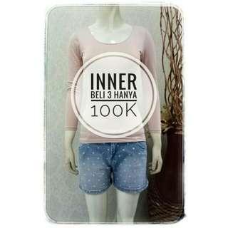 100 dpt 3 pcs inner
