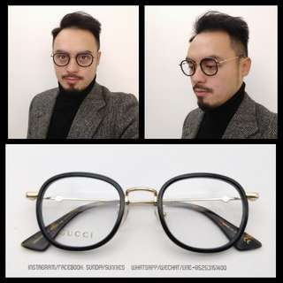 Gucci GG0011 spectacle frame 眼鏡