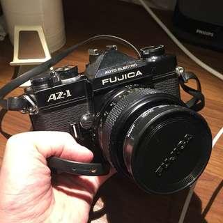 Fujica AZ-1 懷舊菲林相機