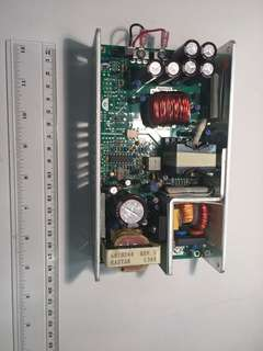 Low profile power supply (48V 3.1A)