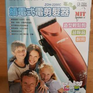 🚚 日象插電用專業型電動剪髮器 電剪 ZOH-2200C