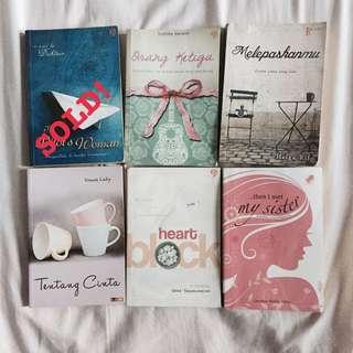 Paket Novel Remaja