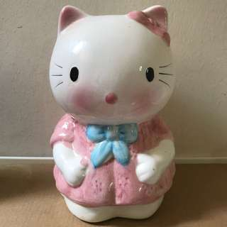 Hello Kitty Tabung