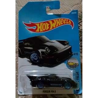 Hot Wheels Porsche 934.5