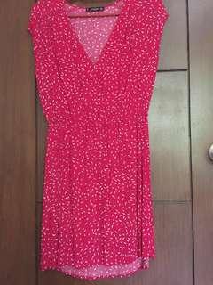 Mango Dress (Red)