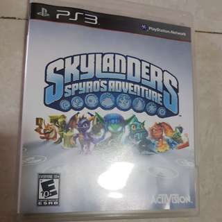 PS3 Game BRAND new skylanders