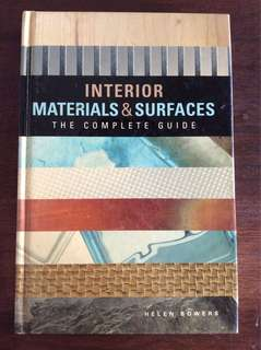 INTERIOR MATERIALS & SURFACES