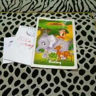 Buku Cerita Anak14- Mewarnai