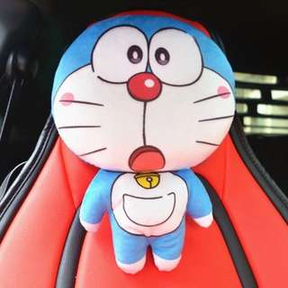 Doraemon Headrest for Cars