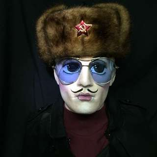 VINTAGE 1980s RUSSIAN USSR HAT