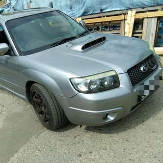 Subaru Forester 2.5A Turbo 2008