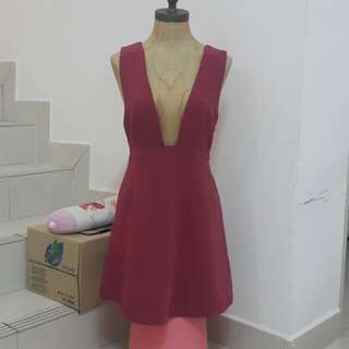 Kitschen Red Dress