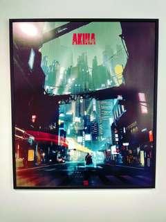 Akira Poster (Framed)