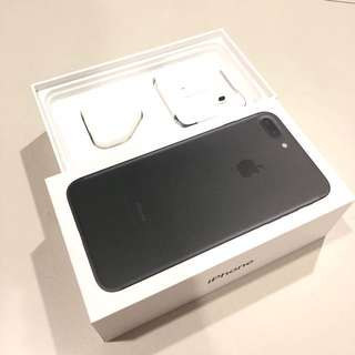 iPhone 7 Plus (128GB) Black