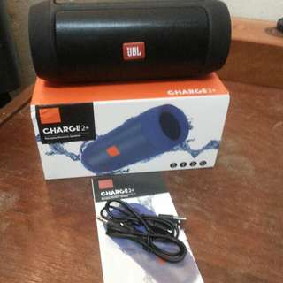 CHARGE2+ Outdoor Bluetooth Speaker