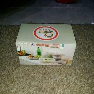 2 pcs container set