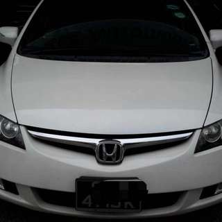Honda Civic FD 1.8A