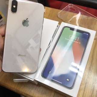 Iphone x kredit aeon/ cash