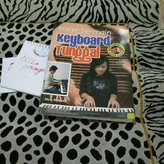 Mahir Keyboard, Nada Lagu
