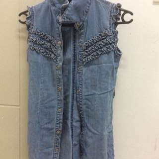 Guess Ori Denim Dress
