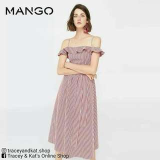 Mango Inspired Dress
